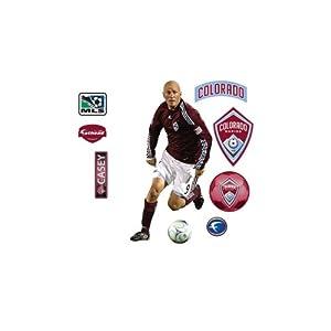 MLS Colorado Rapids Conor Casey Wall Graphic by Fathead