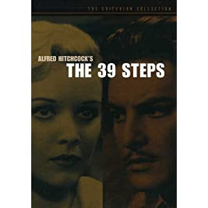 The 39 steps [videorecording]