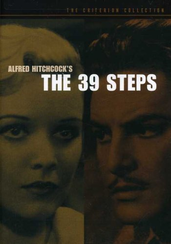 Criterion Collection: 39 Steps [DVD] [1935] [Region 1] [US Import] [NTSC]
