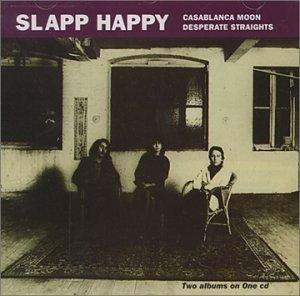 Casablanca Moon/ Desperate Straights Import Edition by Slapp Happy (1993) Audio CD