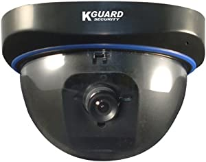 KGUARD SecurityInc. CAM KIT-FD205EPK  Indoor Audio Camera with Built in Microphone and Up to 16-Feet of Audio Range (Black)