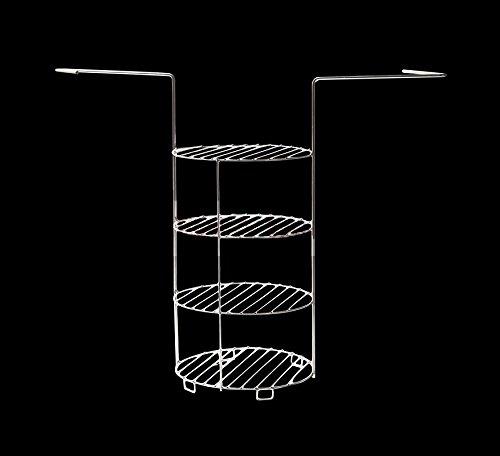 Amfora / Amphora Tandoor Grillrost, 4-lagig, (4 Böden), mittel, aus Edelstahl kaufen