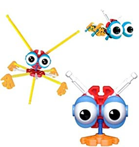 Kid K'NEX Bug-Eyed Buddies