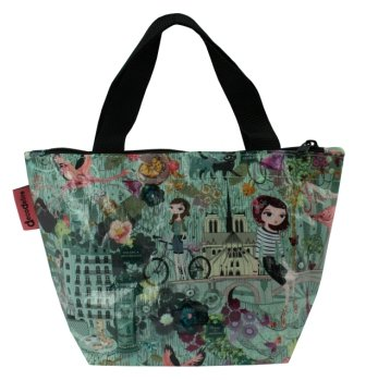 Decodelire - Mini Sac Ville Passion