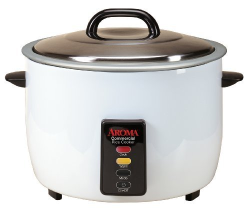 Aroma Housewares 60-Cup (Cooked) (30-Cup UNCOOKED) Commercial Rice Cooker (ARC-1033E) by Aroma Housewares (Aroma 60 Cup Rice Cooker compare prices)