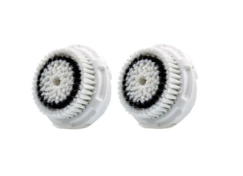 Clarisonic Dual Brush Head Pack - Sensitive (White Box)