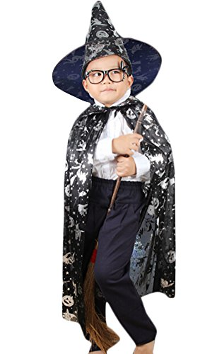Ace Halloween Children's Kids Witches Vampire Hoodie Costumes