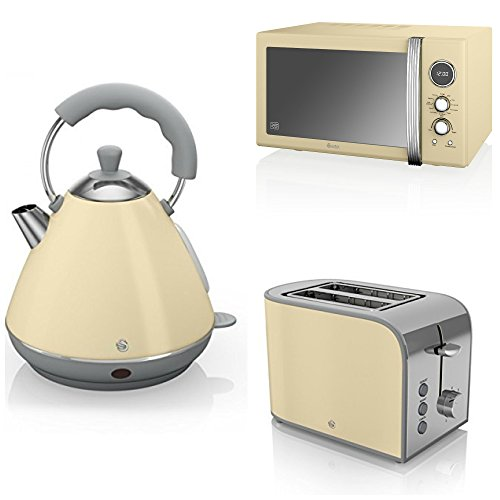 Microwave kettle and toaster sets archives microwave for Kitchen set kettle toaster microwave