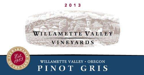 2013 Willamette Valley Vineyards Pinot Gris