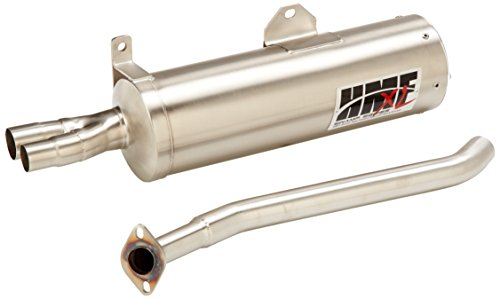 HMF 026233606071 Slip-On Exhaust (750 Brute Force Exhaust System compare prices)