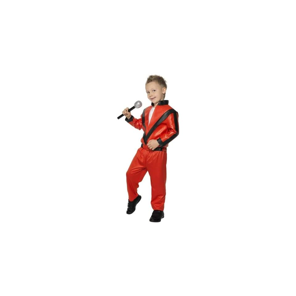 Michael Jackson Thriller Costume Boys Toy On Popscreen