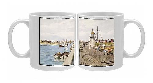 Photo Mug Of Littlehampton Harbour From Mary Evans