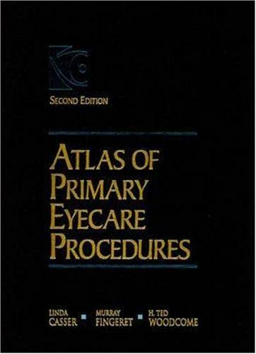Atlas Of Primary Eyecare Procedures