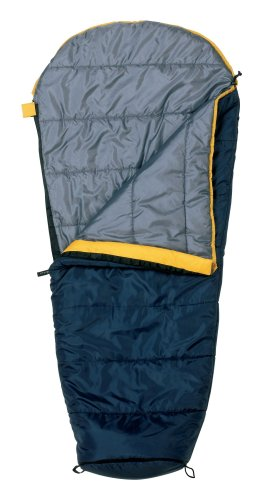 Slumberjack Go-N-Grow 30F Junior Right Sleeping Bag