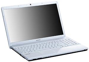Sony VAIO VPCEB1E0E 15.5 inch Laptop (Intel Core i3-330M 2.13GHz, 3Gb, 320Gb, DVDRW, Webcam, Win 7 Home Premium 64bit (White)