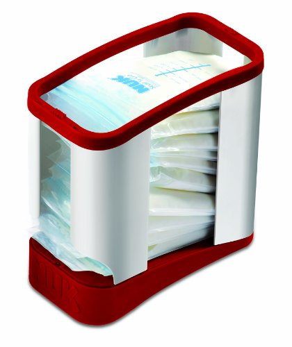 Nuk Milk Bag Storage Rack front-886208