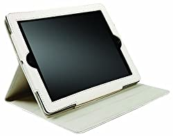 Krusell Avenyn Tablet Case  71251 for Apple iPad 2 and 3 (White)