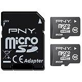 PNY 4GB Premium Micro SD Memory Card