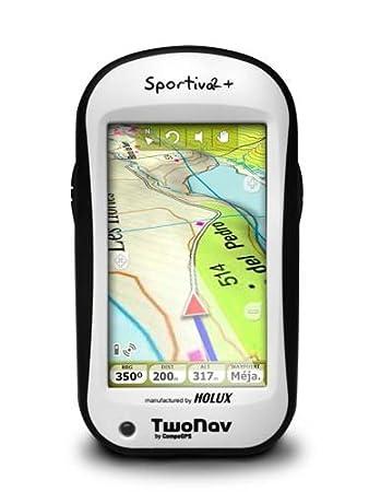 CompeGPS 002-6000760 Twonav Sportiva2+ GPS de randonnée