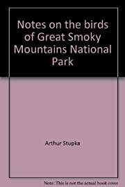 Notes on the birds of Great Smoky Mountains…