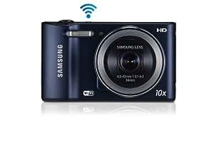 """Samsung WB30F Appareil photo numérique Ecran 3"""" (7,6 cm) 16,6 Mpix Zoom optique 10 x WiFi USB"""