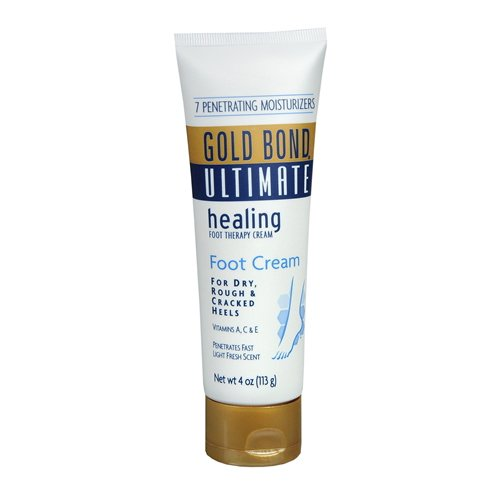 Gold Bond Healing Foot Therapy Cream 4 Oz (113 G)