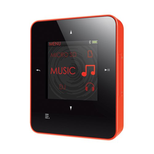 Creative ZEN Style M300 MP3 Player 8GB (Red)