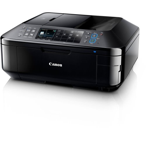 New Canon PIXMA MX892 Wireless Color Photo Printer with Scanner, Copier and Fax