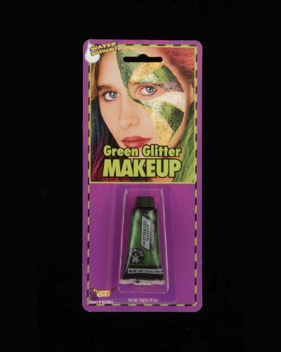 Glitter Gel - Green Makeup Accessory - 1