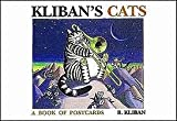 Klibans Cats: A Book of Postcards (Postcard Books)