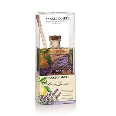 Lemon Lavender Reed Diffuser from Yankee Candle