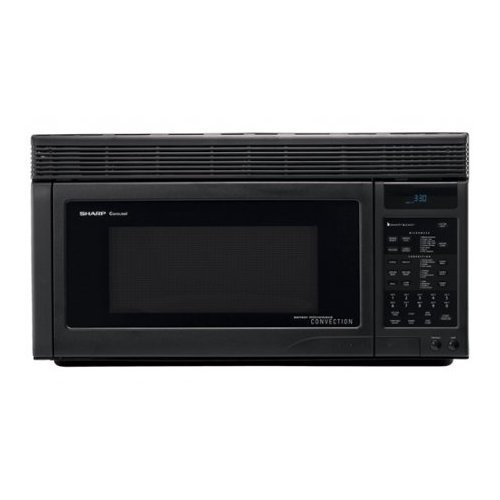 1.1 cu. ft. Convection Over-the-Range Microwave