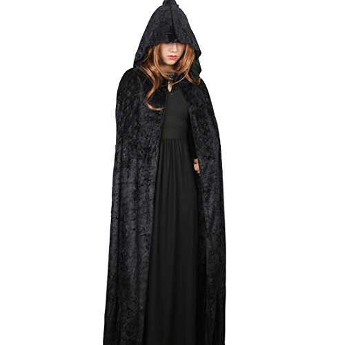 Partiss Women's Halloween Costumes Cape