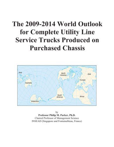 The 2009-2014 World Outlook for Complete Utility Line Service Trucks Produced on Purchased Chassis