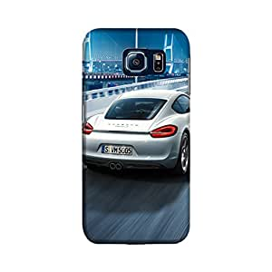 StyleO Samsung Galaxy S6 designer case and cover printed back cover Porsche