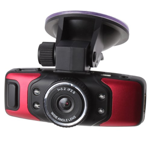 AGPtek® GS5000 270 Rotation 5.0MP H.264 Full HD 1920x1080P 30FPS   Dashboard Car Vehicle Camera Video Recorder DVR Cam w/ 1.5