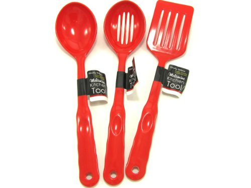 Red kitchen tools (1 Pack of 48)