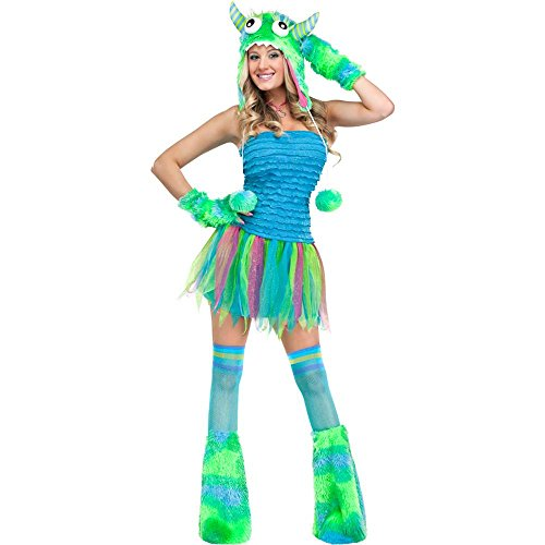 Sexy Beast Monster Adult Costume