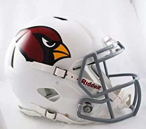 NFL Arizona Cardinals Speed Authentic Football Helmet by Riddell