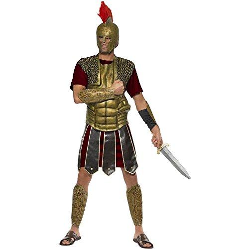 [Perseus The Gladiator Costume - Medium - Chest Size 38-40] (Mens Perseus The Gladiator Costumes)