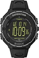 Timex Expedition Men's Digital Watch with Dial Digital Display and Resin Strap T49950SU