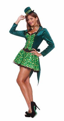 Sexy Leprechaun Costume,