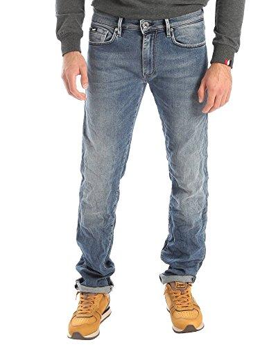 Gas 351332 Jeans Uomo Blu 33