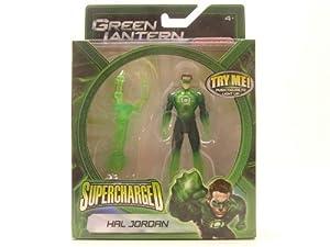 Green Lantern Movie Exclusive Supercharged Hal Jordan