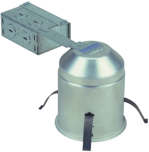 Lithonia L3R, Cans 4 Inch Air Tight Ic Rated Recessed Can Remodel Can