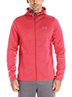 Under Armour Chaqueta Técnica Swacket Fz Hoodie (Rojo)