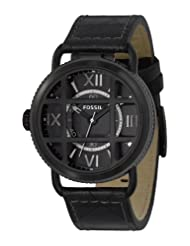 Fossil Analogue Black Dial men Watch - (FS4474)