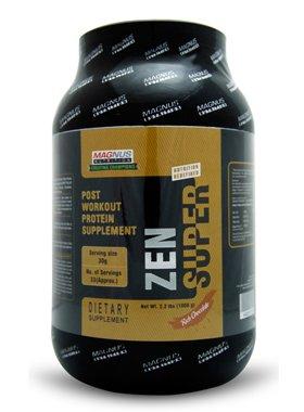 Magnus Nutrition Zen Super - 2.2 Lbs (Green Apple Fusion)
