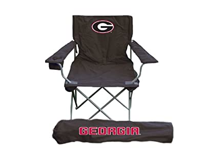 NCAA Georgia Bulldogs Folding Chair With Bag
