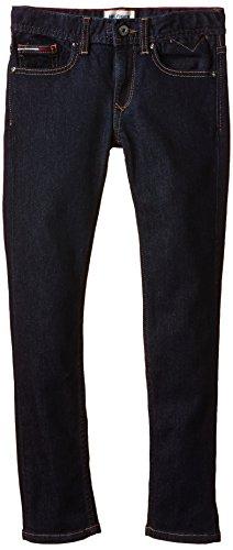 Tommy Hilfiger - SCANTON SLIM RB, Jeans per bambini e ragazzi, Azul, 14 anni (164 cm)